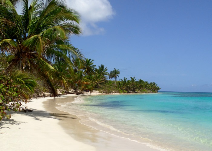 Flamenco beach best camping in puerto rico