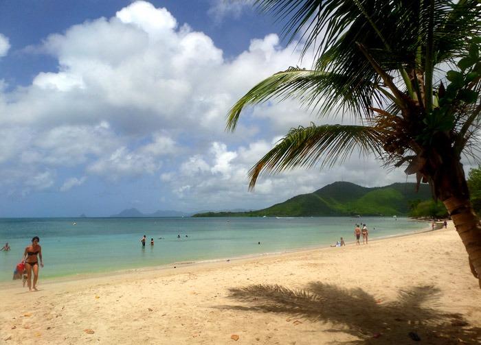 camping en Martinique sainte anne