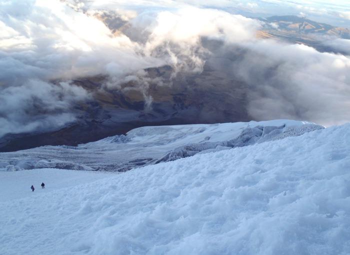 escalar en volcán cotopaxi presupuesto