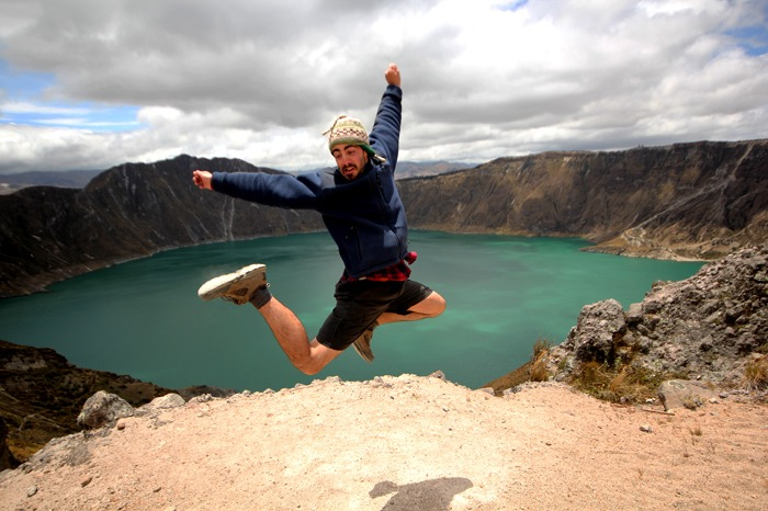 Circuito Quilotoa : Best route for hiking the quilotoa loop visiting saquisilí market