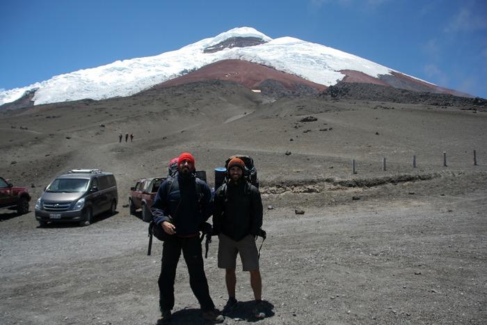 escalar el volcán cotopaxi presupuesto