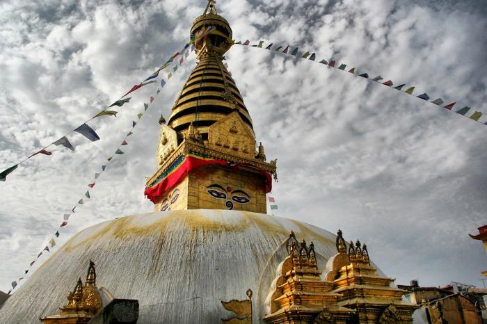 swayambhunath que ver en kathmandu