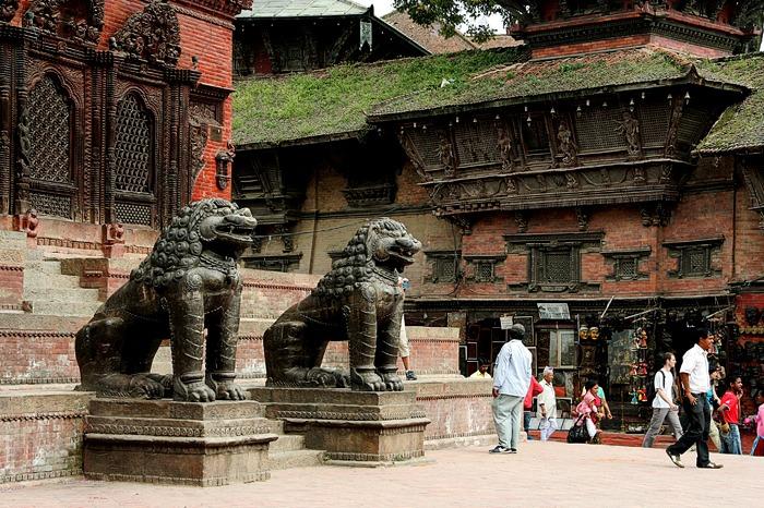 durbar plaza que ver en kathmandu