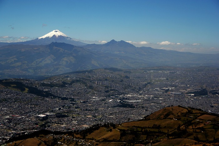 quito backpacking ecuador rucu pichincha