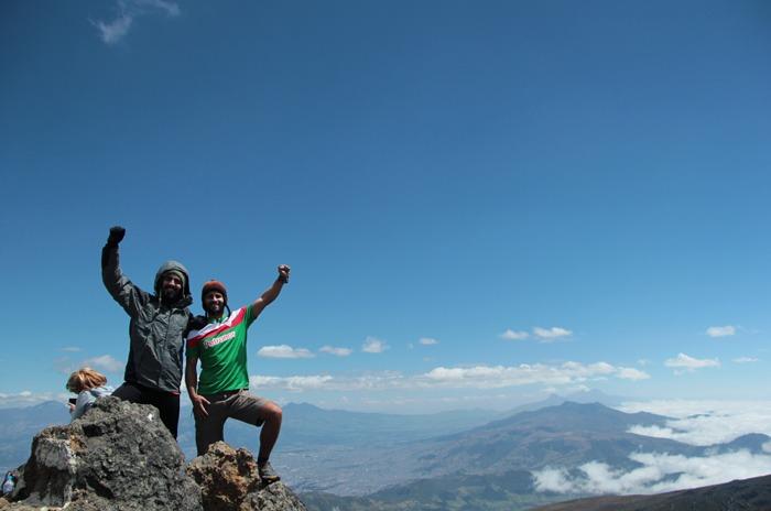 rucu pichincha best things to do in quito ecuador