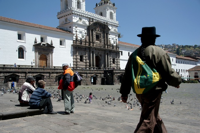 san francisco best things to do in Quito Ecuador