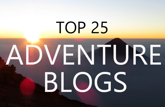 Top 25 Best Adventure Travel Blogs (and bloggers) to follow in 2018