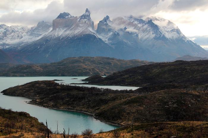 cuernos del paine Trekking W de las Torres del Paine