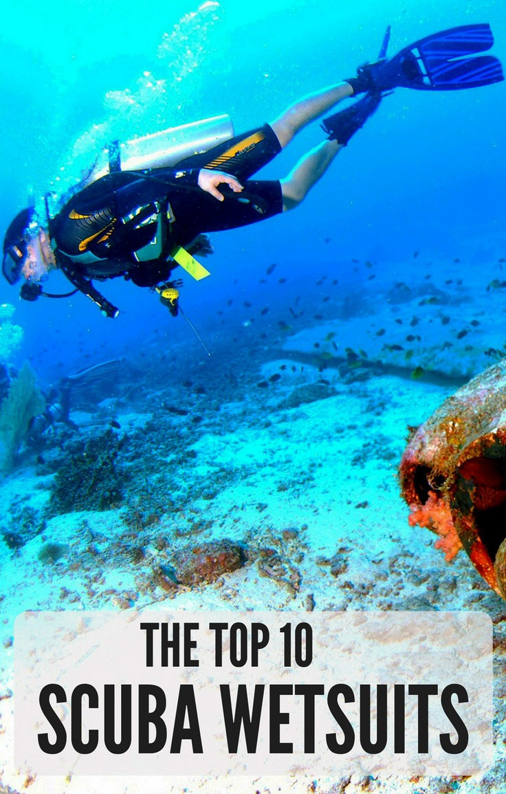 best wetsuits for scuba diving