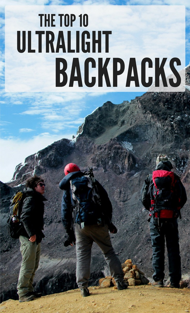 best ultralight backpacks