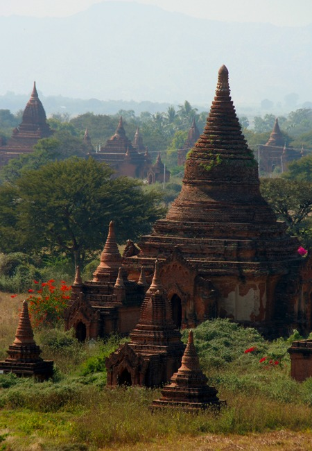 temples bagan
