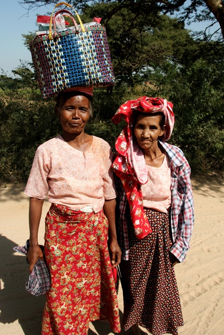 bagan people travel to myanmar