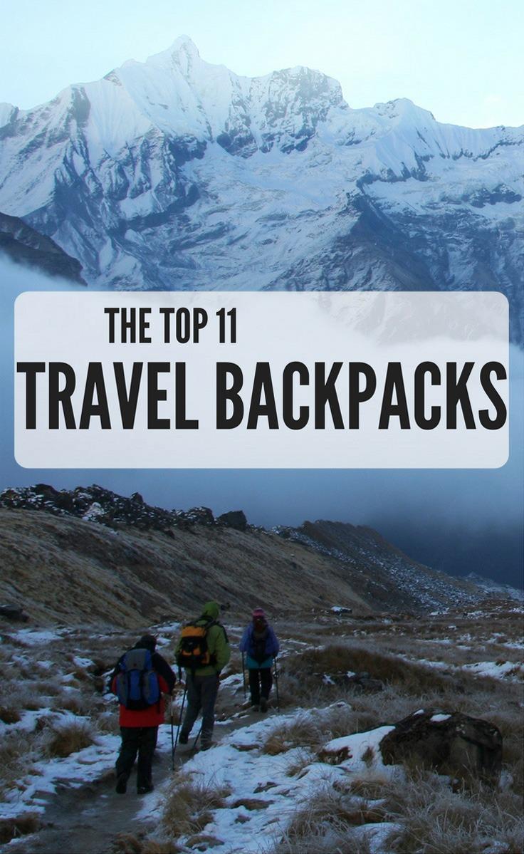 best backpacks for traveling
