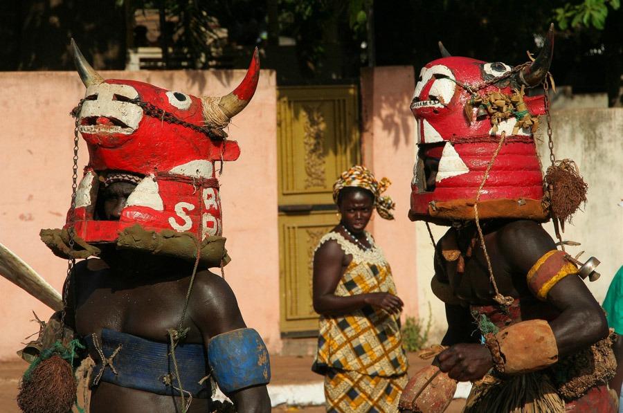 carnaval bissau
