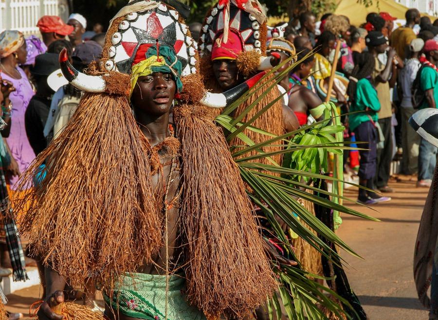 carnaval africa