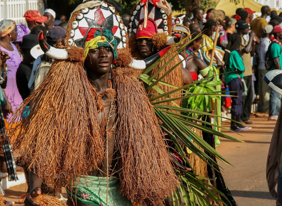 carnival overland in west africa