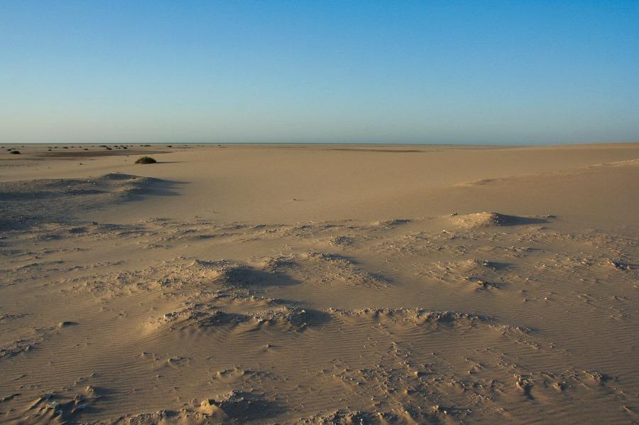 desierto mauritania