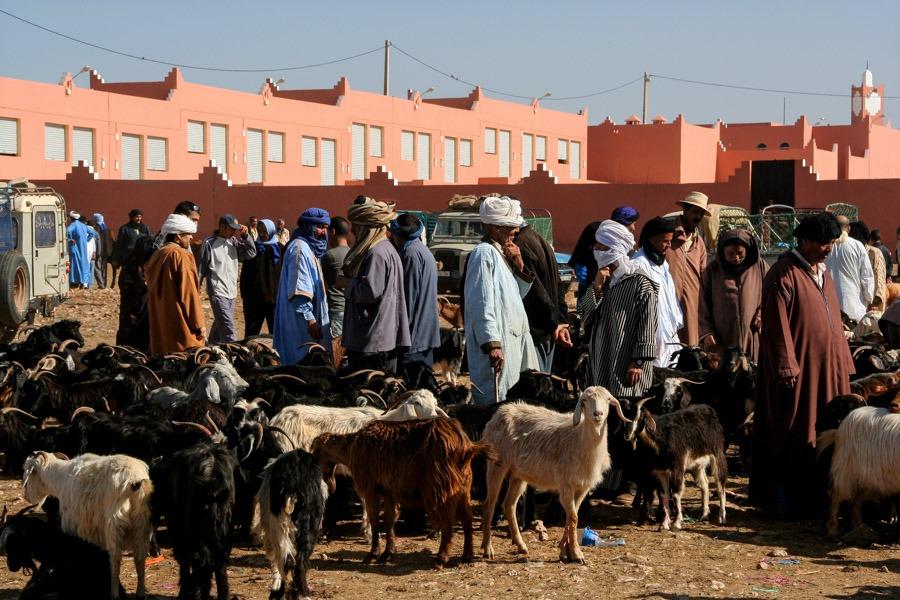 El sur de Marruecos