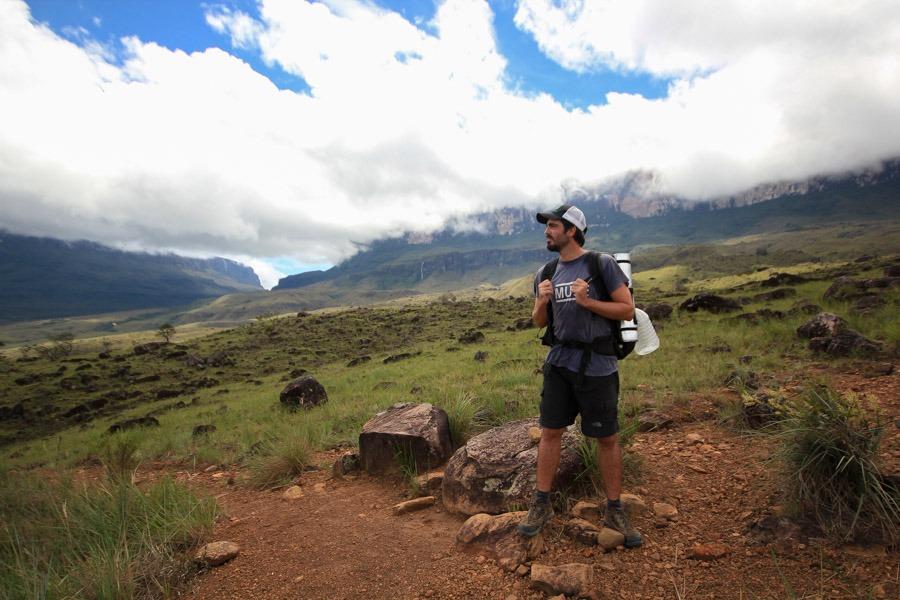 trekking del monte roraima