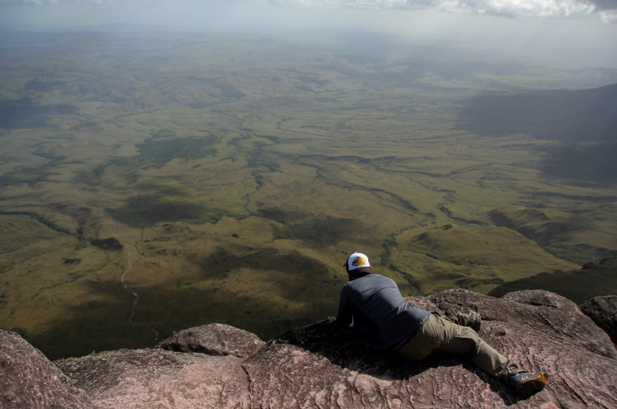 edge Hike Mount Roraima