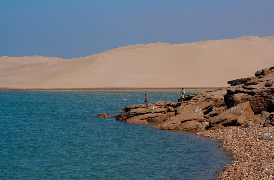 coast sahara