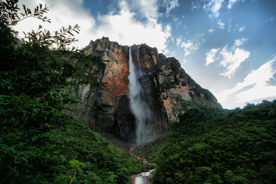visit angel falls