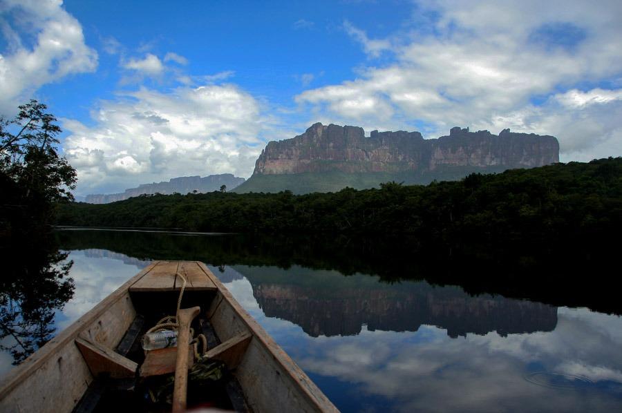 river canaima