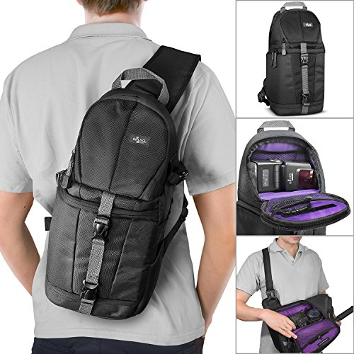 5b5763f5cf09 Top 10 Best Sling Backpacks for Travel (Updated Review 2019)