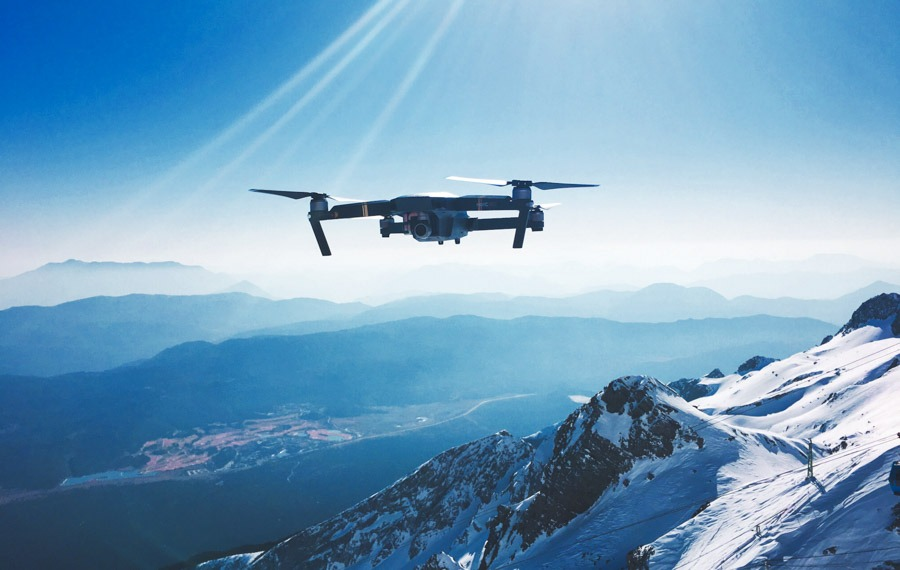 best drones for travel