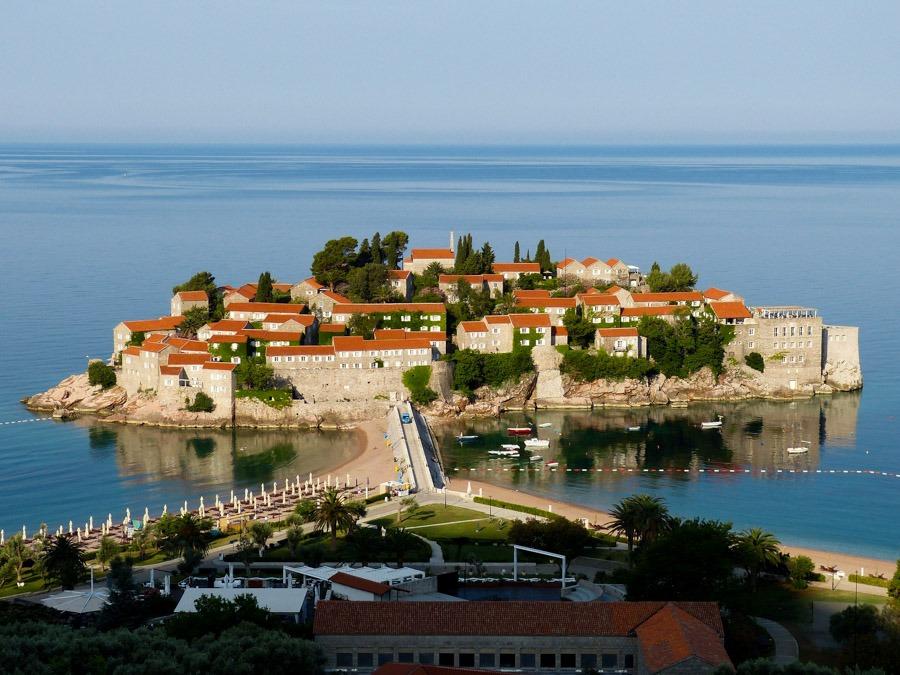 Budva ruta por los balcanes
