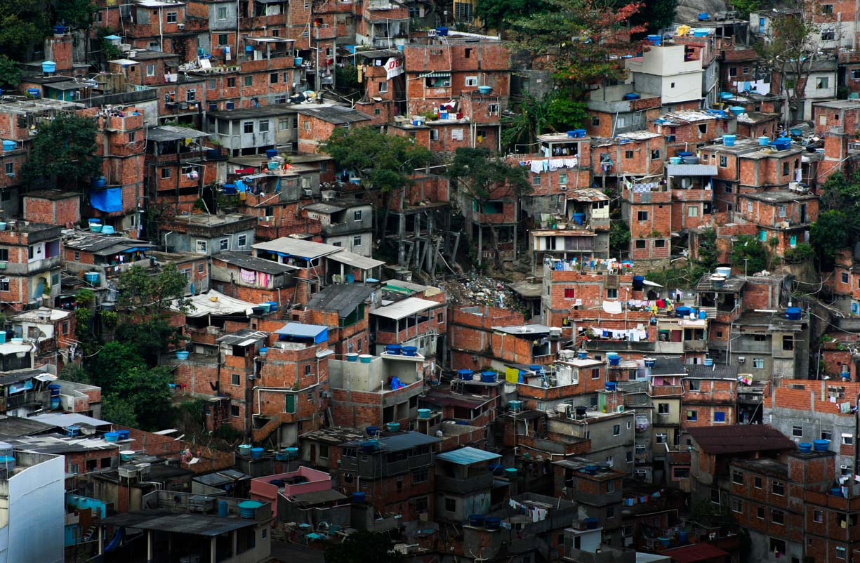 Bring Back Slavery >> Favela Rio | www.pixshark.com - Images Galleries With A Bite!