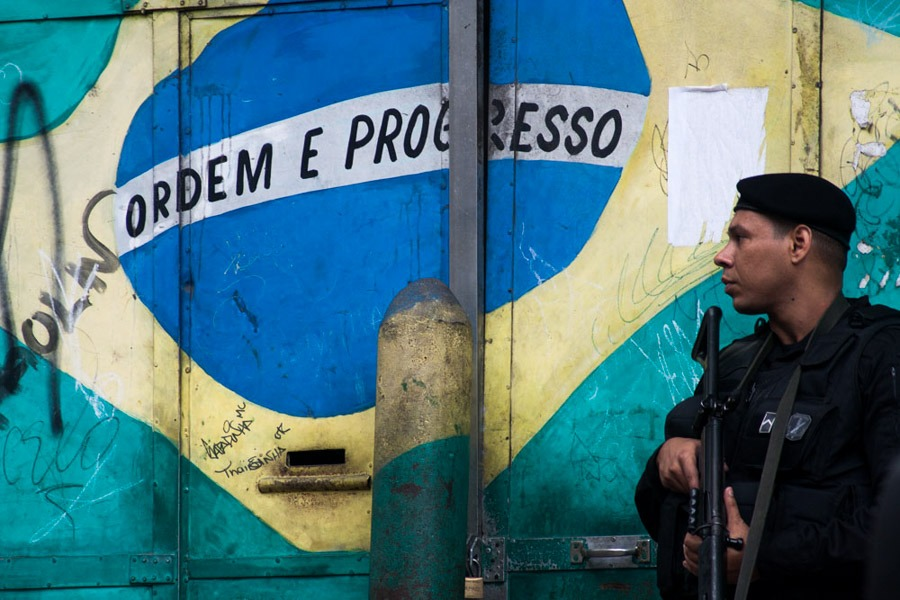 pacificacion favela