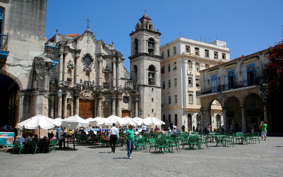plaza catedral best things to do in havana