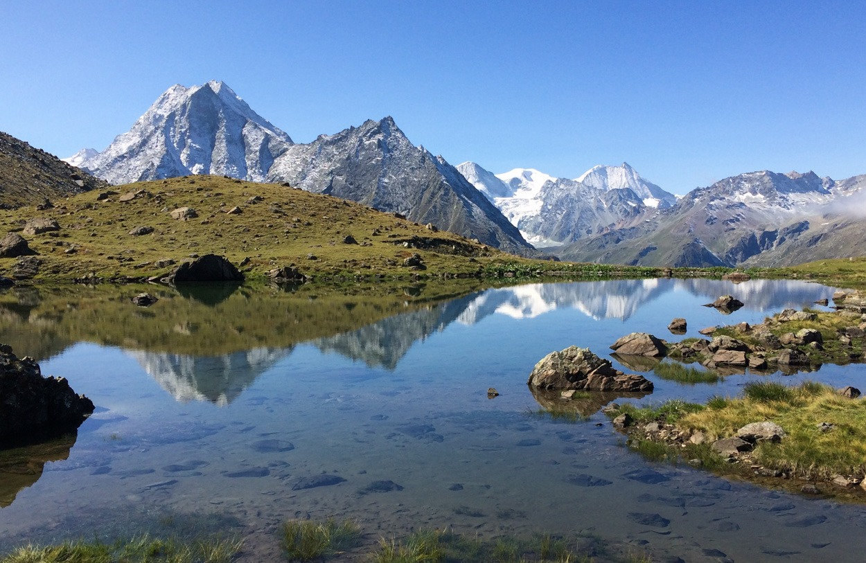 Hiking the Haute Route Trek independently