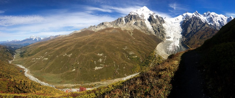 Chkhunderi Pass
