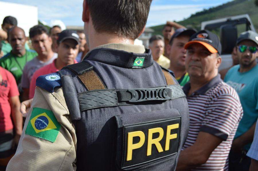 police favela
