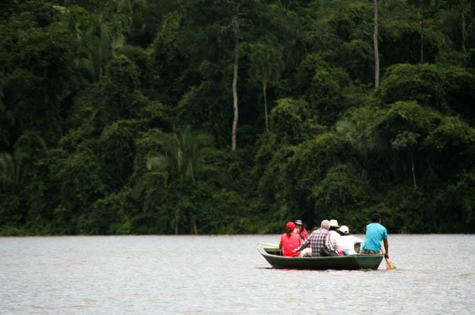 amazonas puerto maldonado