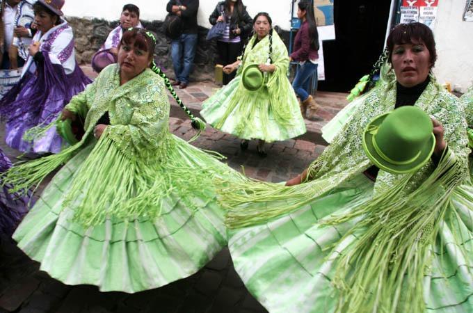 dance peru