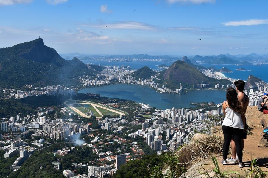 rio de janeiro backpacking brazil