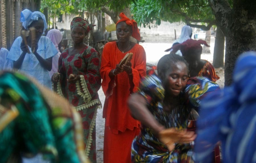 carabane backpacking senegal