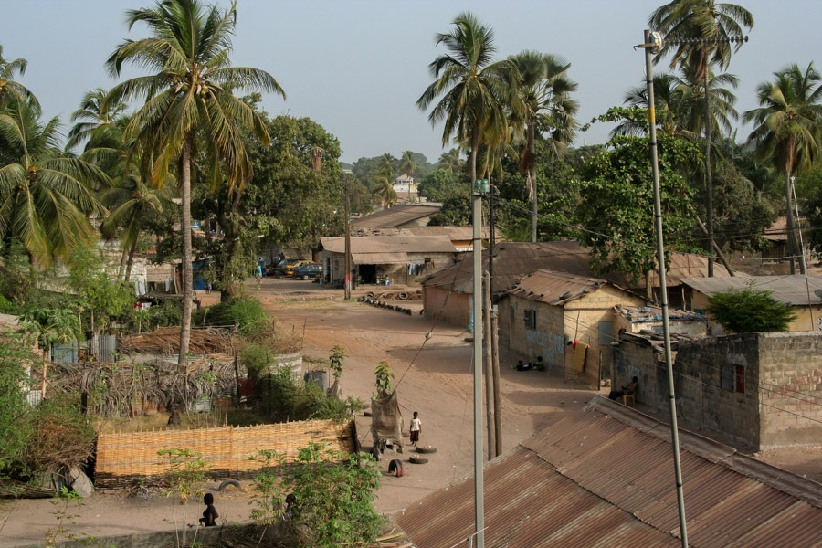 ziguinchor backpacking senegal