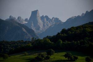 Pico Urriellu Naranjo de Bulnes