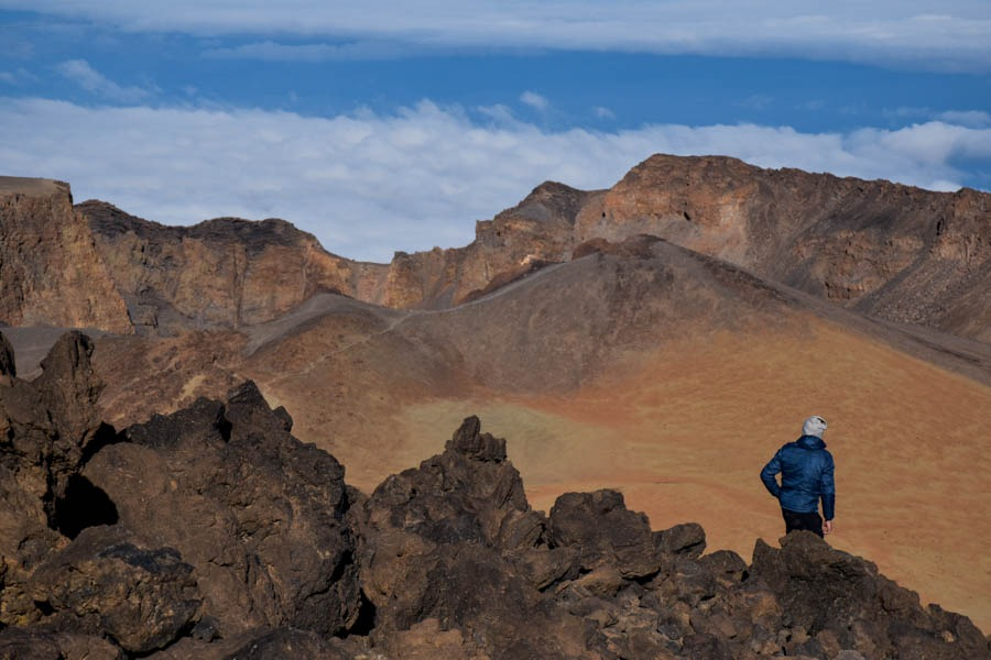 Pico Viejo best hikes in tenerife