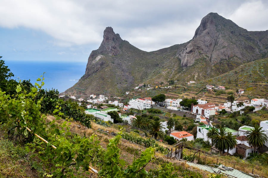 Taganana Tenerife