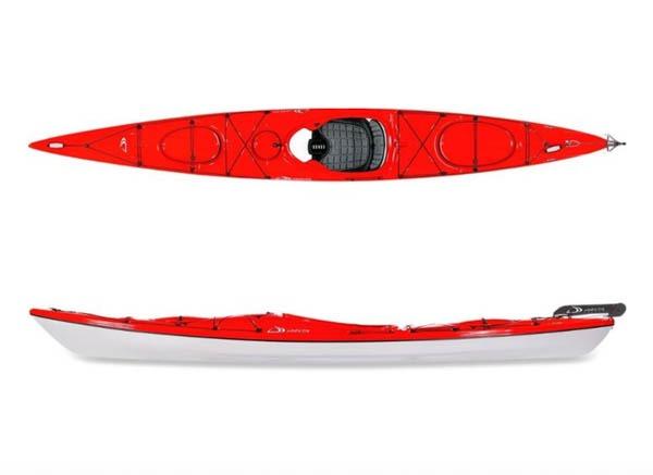Delta 15.5 best sea kayaks