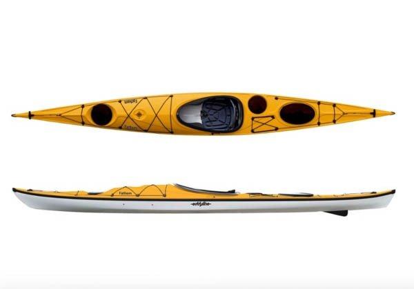 Eddyline Fathom best sea kayaks