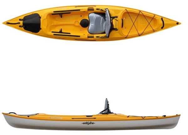 Eddyline best sit-on-top kayaks