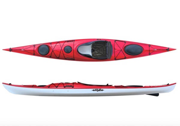 Eddyline Sitka best sea kayaks