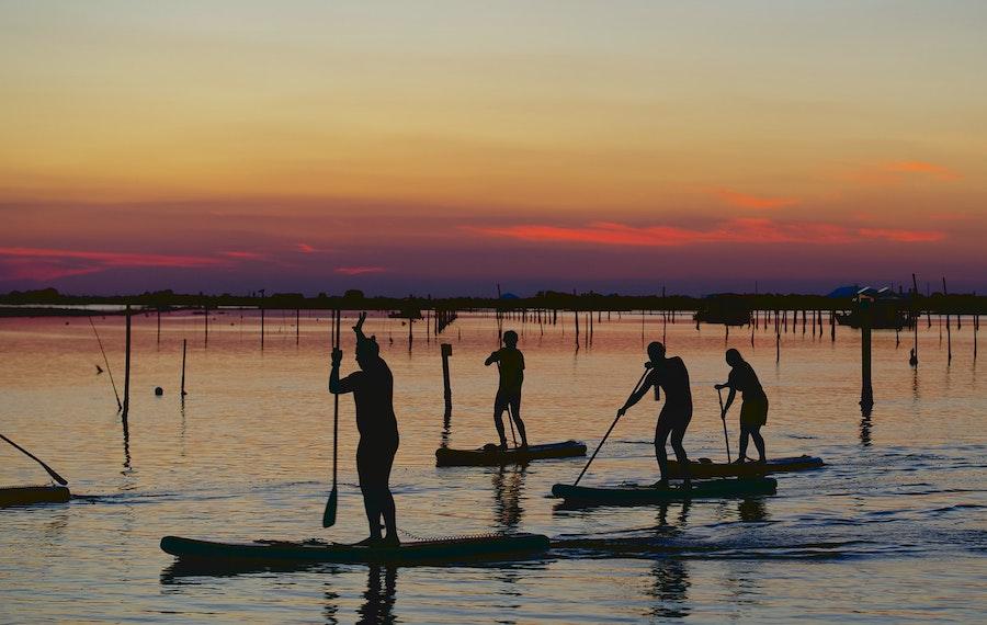 Mejores Remos de Paddle Surf